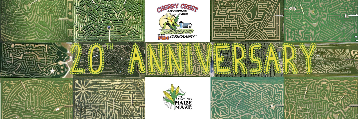 20th Cherry Crest Farm Anniversary
